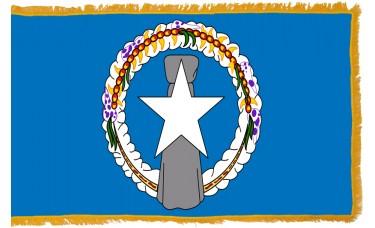 Northern Marianas Islands Flag Indoor Nylon