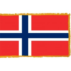 Norway Flag Indoor Nylon