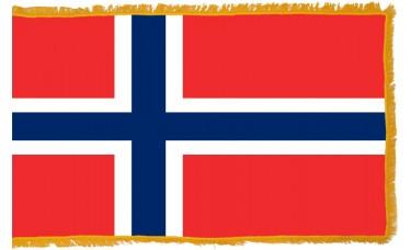 Norway Flag Indoor Nylon