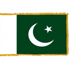 Pakistan Flag Indoor Nylon