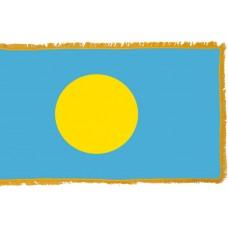 Palau Flag Indoor Nylon