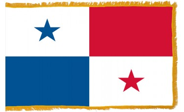 Panama Flag Indoor Nylon