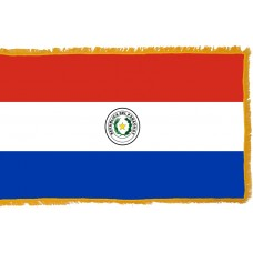 Paraguay Flag Indoor Nylon