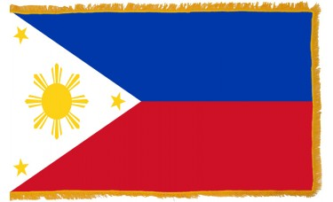 Philippines Flag Indoor Nylon
