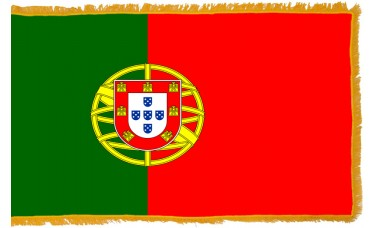 Portugal Flag Indoor Nylon