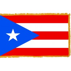 Puerto Rico Flag Indoor Nylon