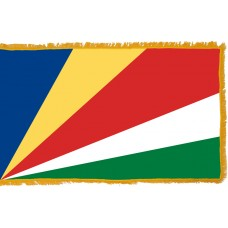 Seychelles Flag Indoor Nylon
