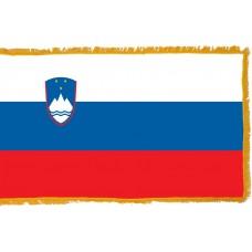 Slovenia Flag Indoor Nylon