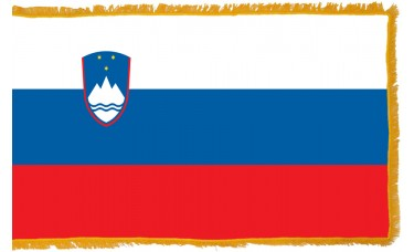 Slovenia Flag Indoor Nylon