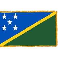 Solomon Islands Flag Indoor Nylon
