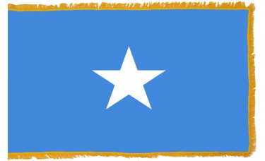 Somalia Flag Indoor Nylon