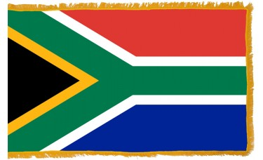 South Africa Flag Indoor Nylon