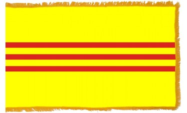 South Vietnam Flag Indoor Nylon
