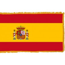 Spain Flag Indoor Nylon