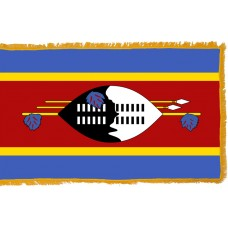 Swaziland Flag Indoor Nylon