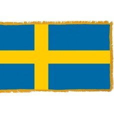 Sweden Flag Indoor Nylon