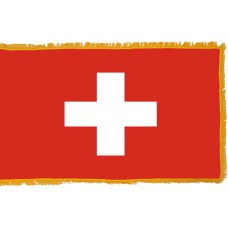 Switzerland Flag Indoor Nylon