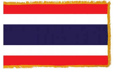 Thailand Flag Indoor Nylon