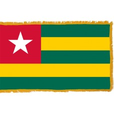 Togo Flag Indoor Nylon
