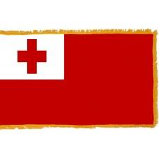 Tonga Flag Indoor Nylon