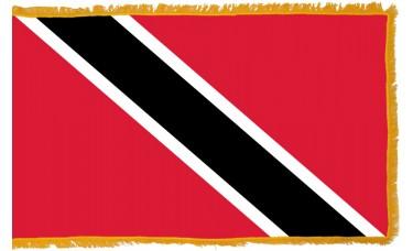 Trinidad & Tobago Flag Indoor Nylon