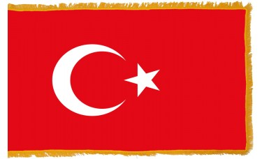 Turkey Flag Indoor Nylon
