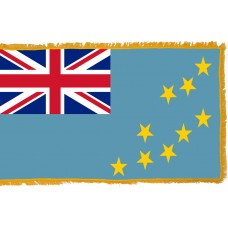 Tuvalu Flag Indoor Nylon