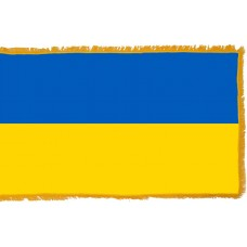 Ukraine Flag Indoor Nylon