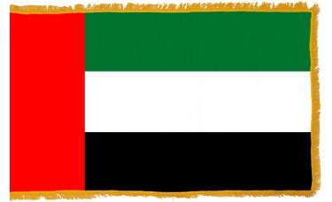 United Arab Emirates Flag Indoor Nylon