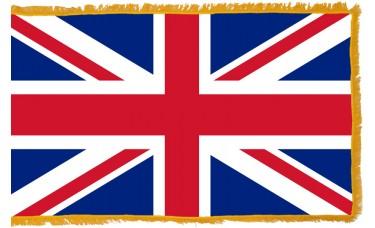 United Kingdom (British) Flag Indoor Nylon