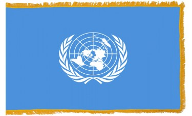 United Nations Flag Indoor Nylon