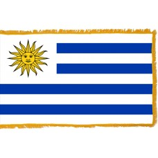 Uruguay Flag Indoor Nylon
