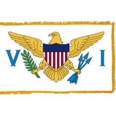 US Virgin Islands Flag Indoor Nylon
