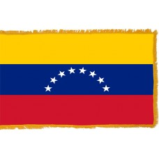 Venezuela Flag Indoor Nylon