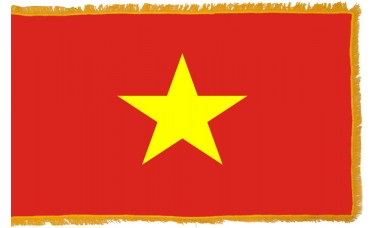 Vietnam Flag Indoor Nylon