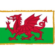 Wales Flag Indoor Nylon