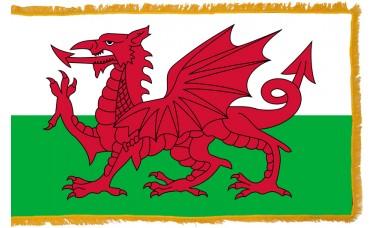 Wales Flag Indoor Nylon