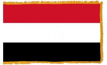 Yemen Flag Indoor Nylon