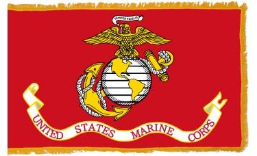 Marine Corps Flag Indoor Nylon