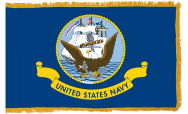 Navy Flag Indoor Nylon
