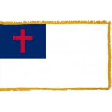 Christian Flag Indoor Nylon
