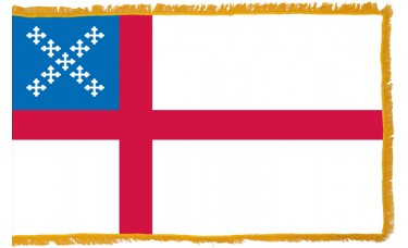 Episcopal Flag Indoor Nylon