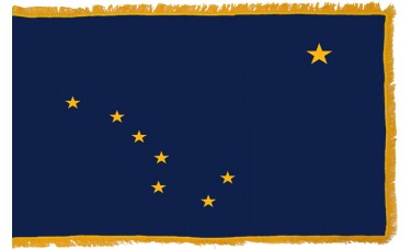Alaska Flag Indoor Nylon