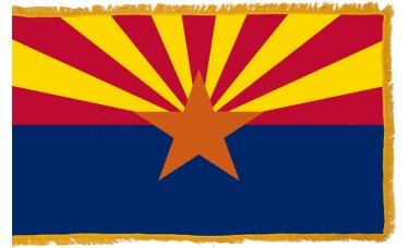 Arizona Flag Indoor Nylon