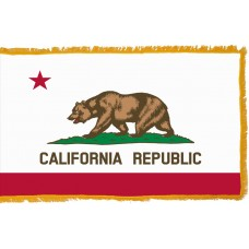 California Flag Indoor Nylon