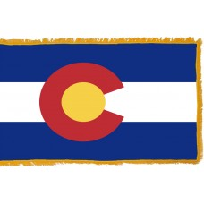 Colorado Flag Indoor Nylon