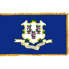 Connecticut Flag Indoor Nylon