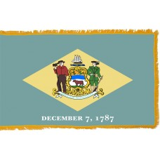 Delaware Flag Indoor Nylon