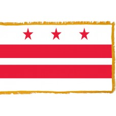 District of Columbia Flag Indoor Nylon