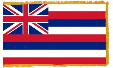 Hawaii Flag Indoor Nylon